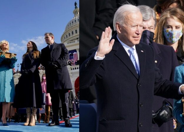 Joe Biden Sworn In As US President, Calls For Peace And Unity Among Americans [Video]