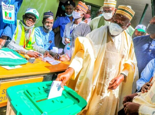 Kano LG Election Peaceful As Ganduje Predicts Victory For APC