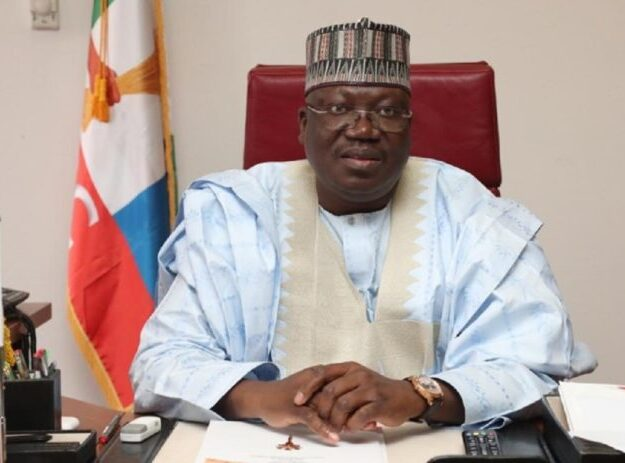Lawan felicitates with former Osun State Governor Bisi Akande