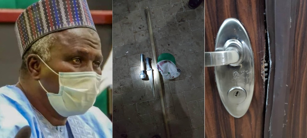 Nigerian Lawmaker, Abdullahi Salame Kills Gunman Who Attacked His Home In Sokoto 1