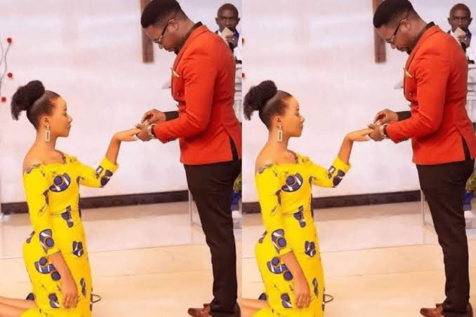 Nigerian Man Claims Women Are Meant To Kneel When Accepting Marraige Proposals 1