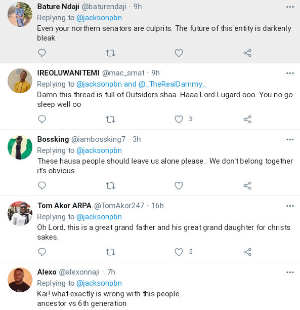 Nigerians Reacts As Elderly Grandfather Weds Young Girl In Northern Nigeria 6