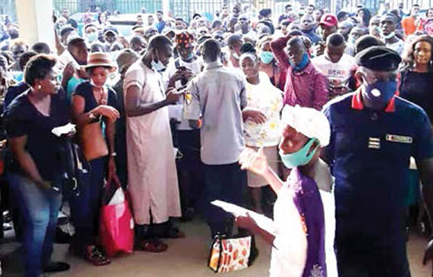 NIMC Workers Cry For Help As Cultists Raid Rivers Applicants