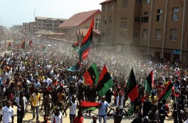 One feared dead as soldiers, IPOB's security outfit clash in Imo