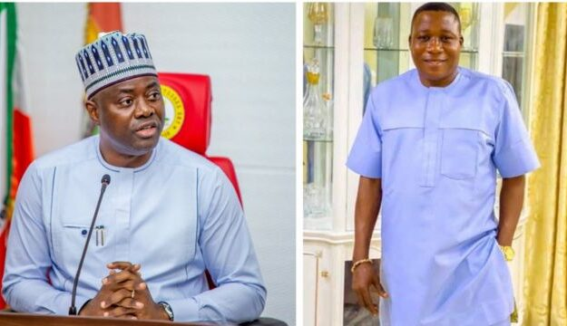 OYO: Governor Makinde Orders Arrest Of Sunday Igboho Over Fulani Quit Notice