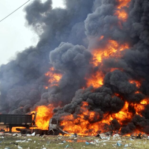 Pandemonium As Explosive Device Explodes In Kaduna, Kills One And Leaves 10 Others Injured