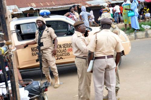 Panic As Gunmen Kidnap Nigeria Immigration Service Spokesperson In Edo
