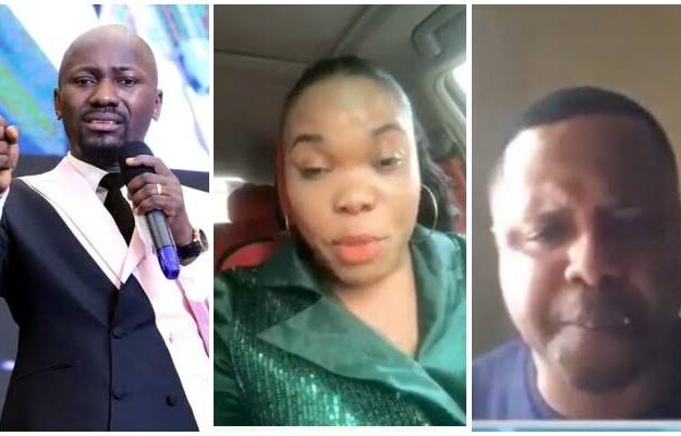 Police Probe Apostle Suleman For Allegedly Sleeping With Wife Of Pastor Mike Davids