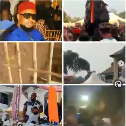 Popular Imo Chief Allegedly 'Resurrects' 31 Hours After Being 'Certified Dead And Kept In A Mortuary' (Videos)