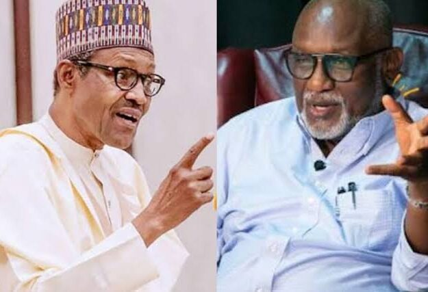 Presidency Warns Governor Akeredolu Over Quit Notice To Herdsmen In Ondo
