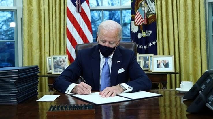 President Joe Biden Lifts Trump's Immigrant Visa Ban On Nigeria, 11 Other Countries 1