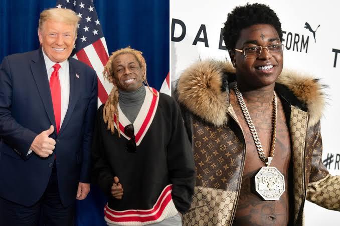 Trump Pardons: Lil Wayne, Kodak Black make Donald Trump's pardons list 1