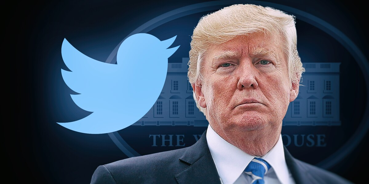 Twitter Bans President Trump Permanently Due To Risk Of Further Incitement Of Violence 1
