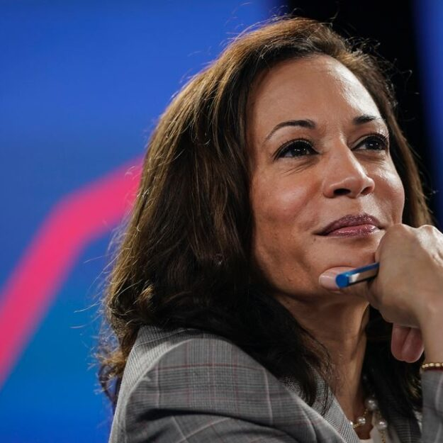 Vice President, Kamala Harris Pays Tribute To Mother, Women Ahead of Inauguration (Video)