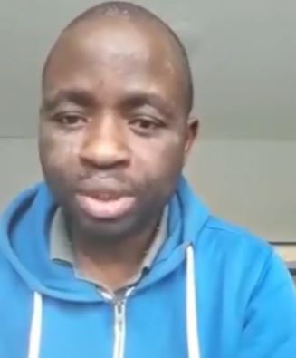 Video Of Nigerian Man In Germany Pleading To Be Deported To Nigeria