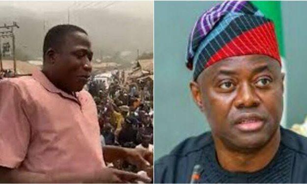 """""""We'll Evict Fulani People In Entire Yorubaland"""" – Sunday Igboho Dares Makinde"""
