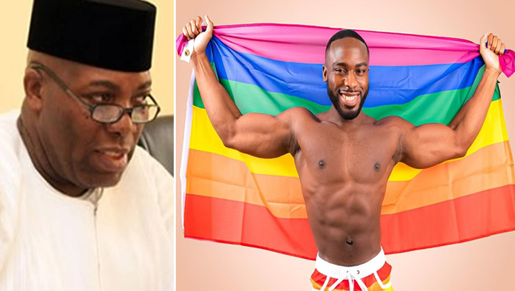 """""""Yes I'm Gay"""" - Doyin Okupe Reacts As His Son Openly Declares Himself A Homosexual 1"""