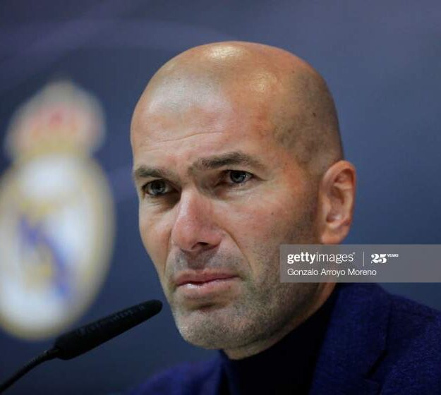 Zidane reveals who to blame as Alcoyano dump Real Madrid out of Copa del Rey