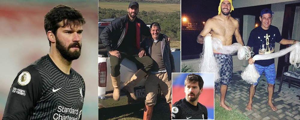 57-Year-Old Father Of Liverpool Goalkeeper, Alisson Becker Drowns To Death In Brazil 1