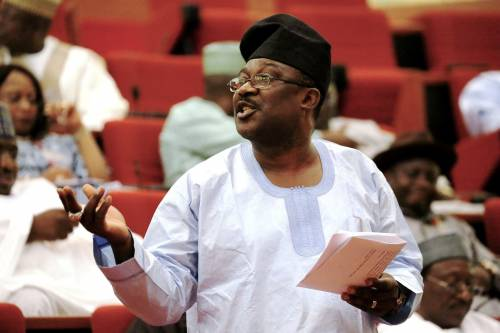 Abia State Is Governed By A Champagne Drinking Man – Senator Adeyemi
