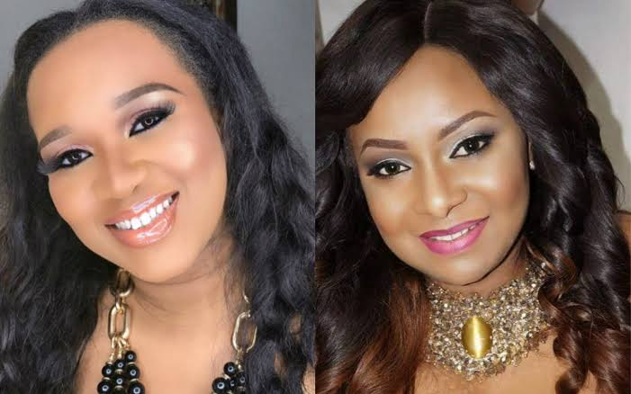 Actress Victoria Inyama And Sandra Iheuwa Fights Dirty Over Comment On 'Single Mom' 1