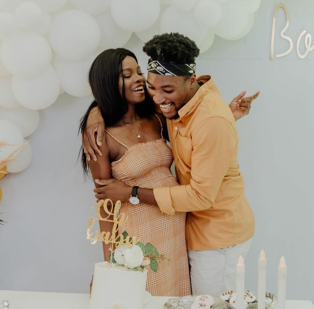 Akah Nnani's Pregnant Wife Reveals They Met On Instagram Seven Years Ago 1