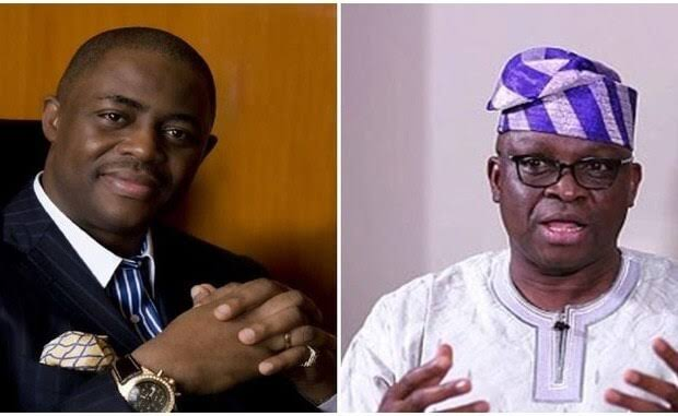 Anyone Who Leaves PDP For APC Is Driven By Greed And Enviousness - Ayodele Fayose 1