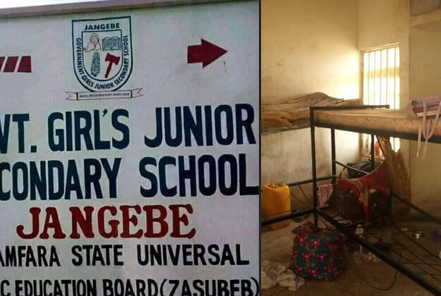 Apprehension As Military And Police Helicopters Search For 317 Zamfara Schoolgirls