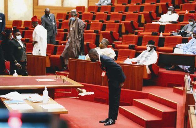 Bawa Scales Senate Hurdle, States Vision for the EFCC