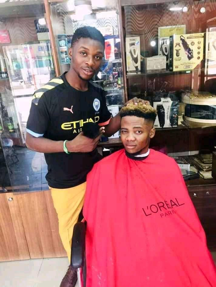 Benue Barber Arrested For Giving Customers Haircuts That Allegedly 'Insults Islam' In Kano 1