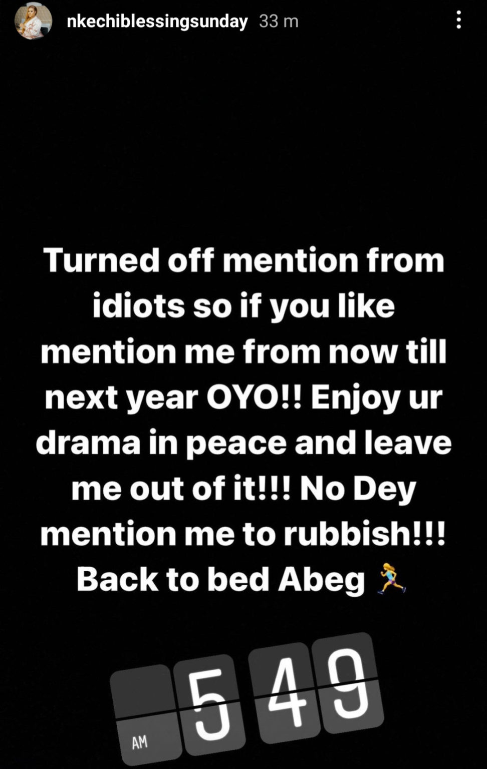 Bobrisky And Nkechi Blessing Fights Dirty On Instagram Over 'Tattoo Issues' 5