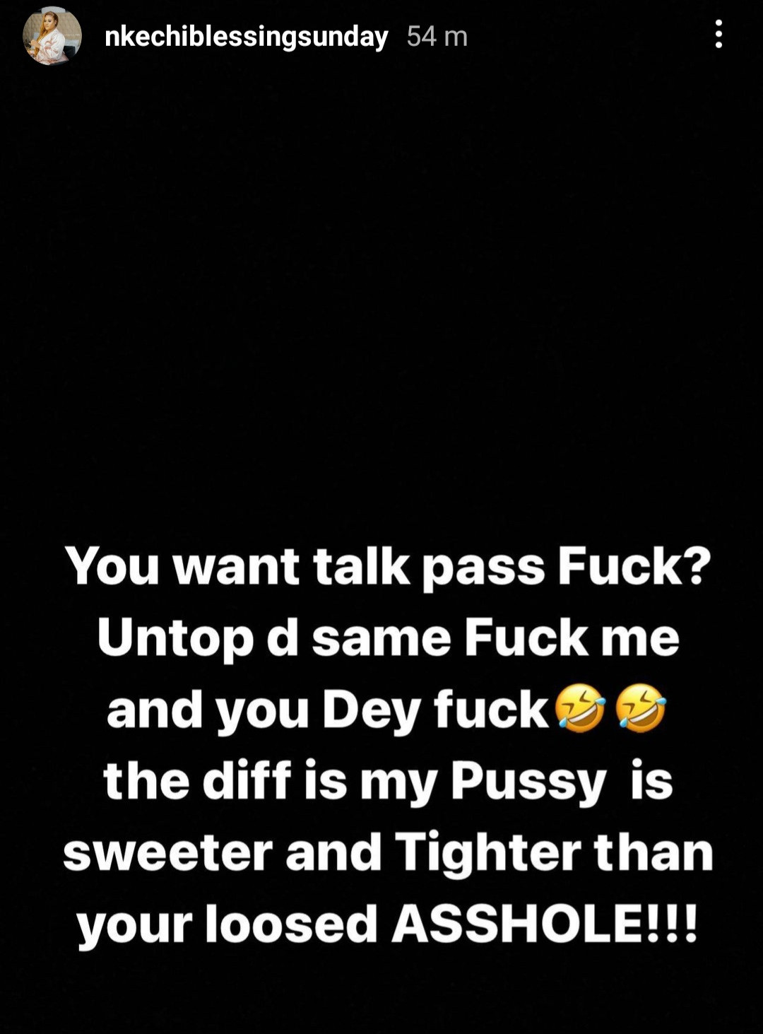 Bobrisky And Nkechi Blessing Fights Dirty On Instagram Over 'Tattoo Issues' 10