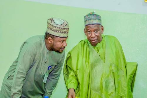 BREAKING: Ganduje Fires Aide, Yakasai, For Criticising Buhari
