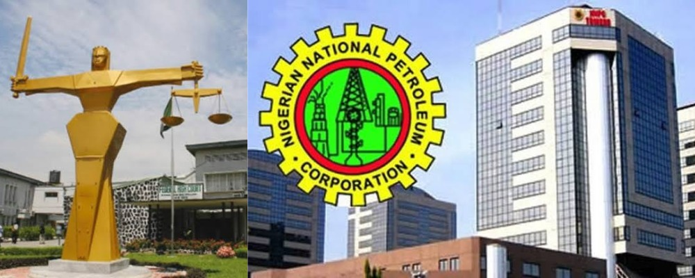 Court Orders NNPC To Pay N10 Million To Journalist, Eze Geo Anika Over Unlawful Barricade 1