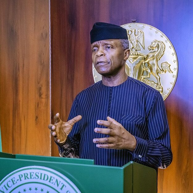 """Cryptocurrencies Should Be Regulated, Not Prohibited In Nigeria"" – Osinbajo Tells CBN"