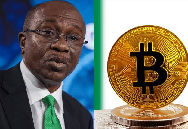 """Cryptocurrency Was Created Out Of Thin Air In Dark World"" – CBN Governor, Godwin Emefiele"