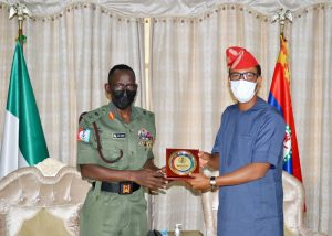 Defence chief seeks collaboration with MTN, Glo Airtel, others