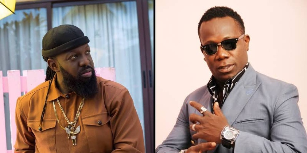 """Don't Compare Me To Any Rubbish"" - Timaya After Being Compared To Duncan Mighty 1"
