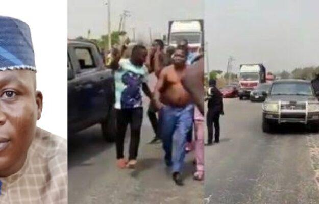 DSS Breaks Silence On Attempt To Arrest Yoruba Activist, Sunday Igboho