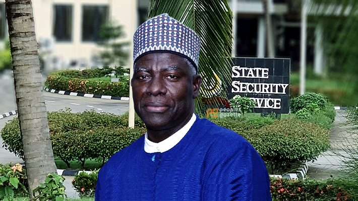 Director-General, SSS, Yusuf Bichi