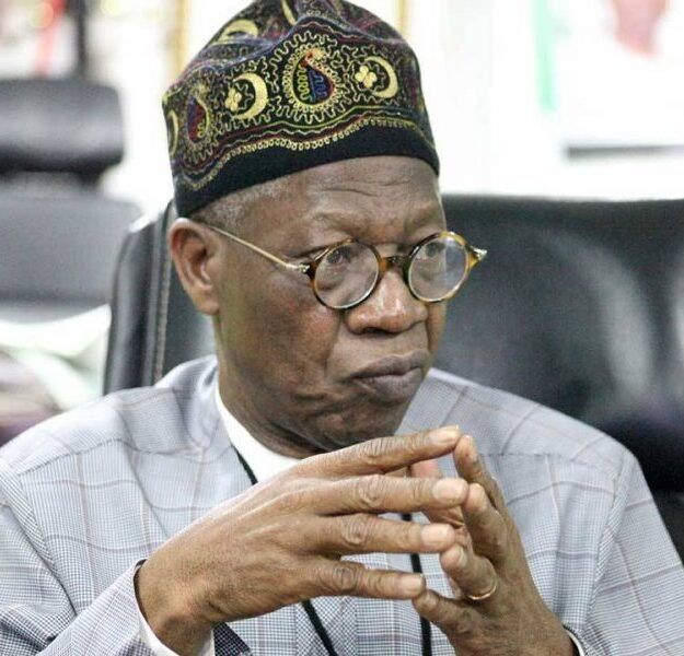 FG Cannot Destroy Bandits' Hideouts In Forests – Lai Mohammed