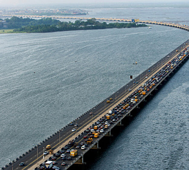 FG Reopens Third Mainland Bridge