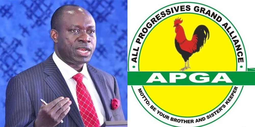 Former CBN Governor, Charles Soludo Finally Joins Anambra Governorship Race Under APGA 1