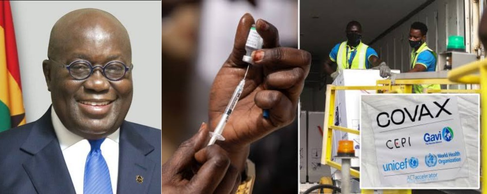 Ghana Becomes First Country To Receive COVID-19 Vaccine Through WHO's COVAX Program 1