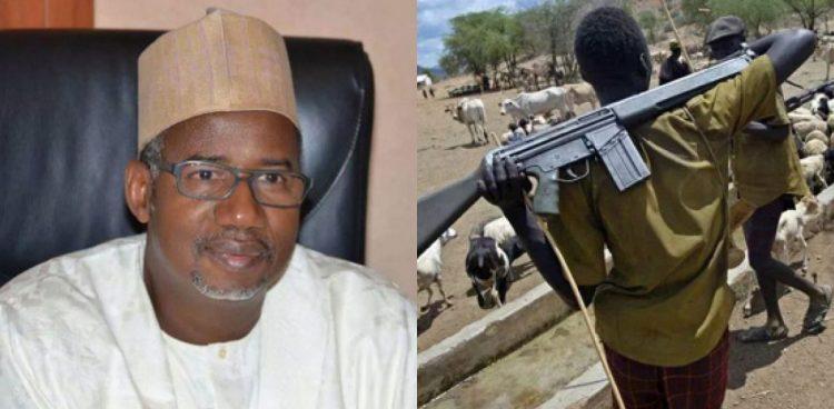 Governor Bala Mohammed Makes U-Turn, Begs Fulani Herdsmen Not To Carry AK-47 1