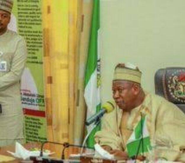Governor Ganduje Sacks His Media Aide, Dawisu For Criticising President Buhari, APC