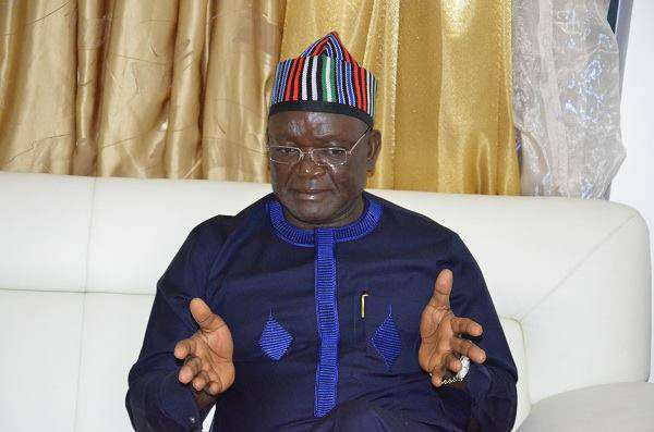 Governor Ortom orders immediate payment of N30,000 minimum wage in Benue