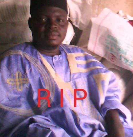Graphic Photos of Businessman Killed After Boko Haram Fired Rocket Propelled Grenades In Maiduguri
