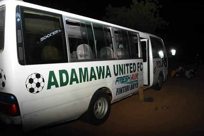 Gunmen Attacks Adamawa United Bus, Kidnaps Driver On Their Way To Lagos 1