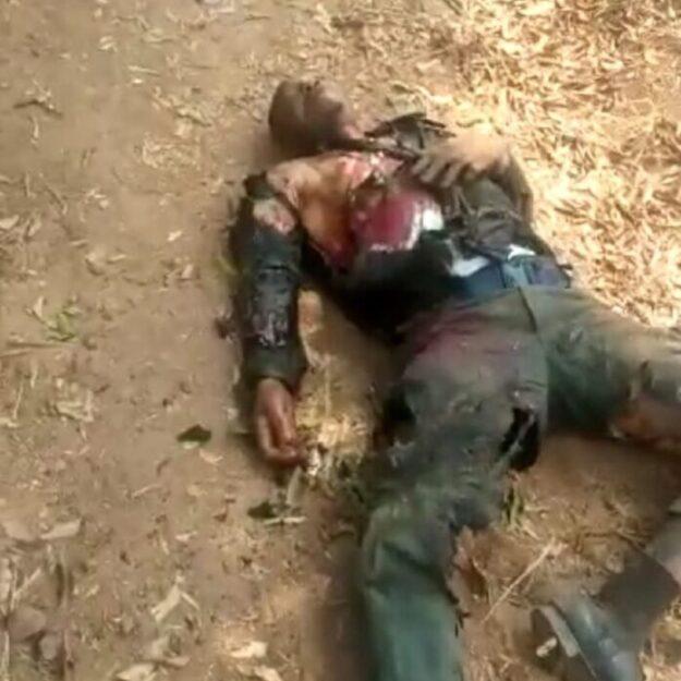 Gunmen Kill 4 Police Officers In Anambra, Steal 6 AK47s